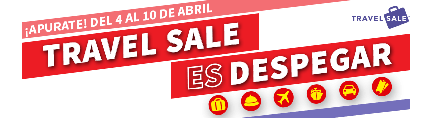Así comunica Despegar.com el Travel Sale 2016