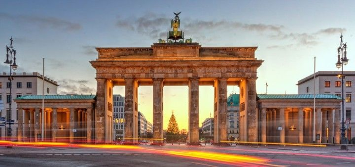Puerta de Brademburgo Berlin