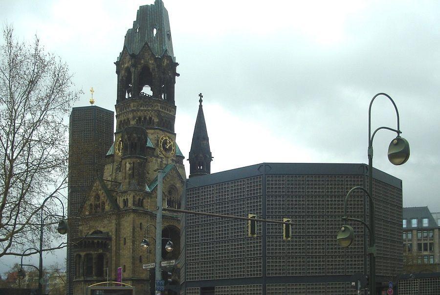Iglesia Kaiser Wilhelm de Berlín