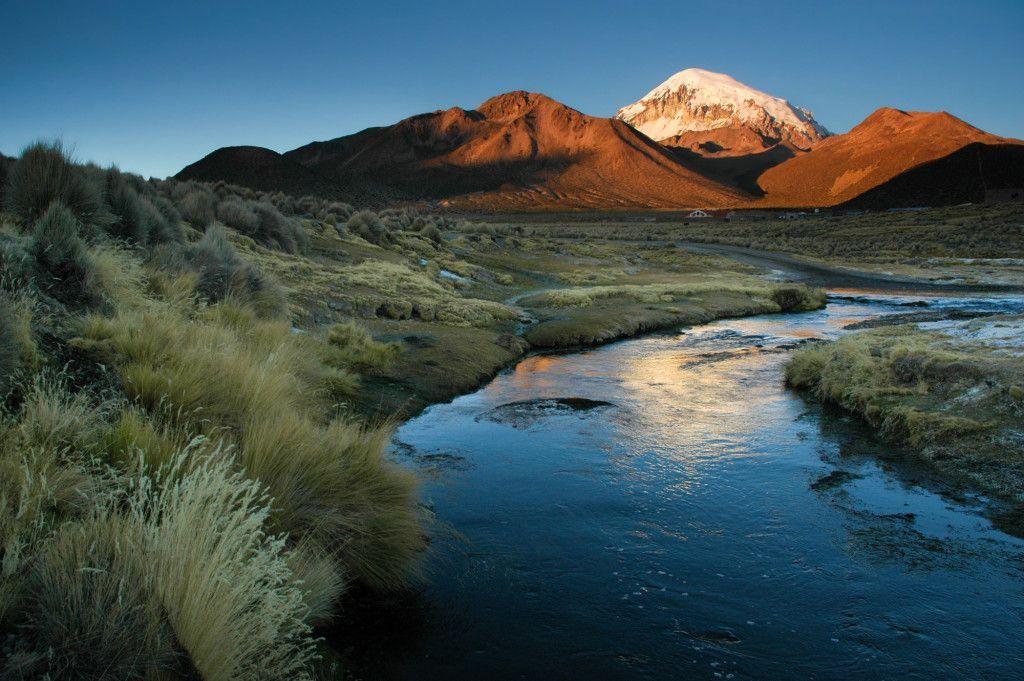 Visitar El Parque Nacional Sajama En Bolivia Miviaje Info