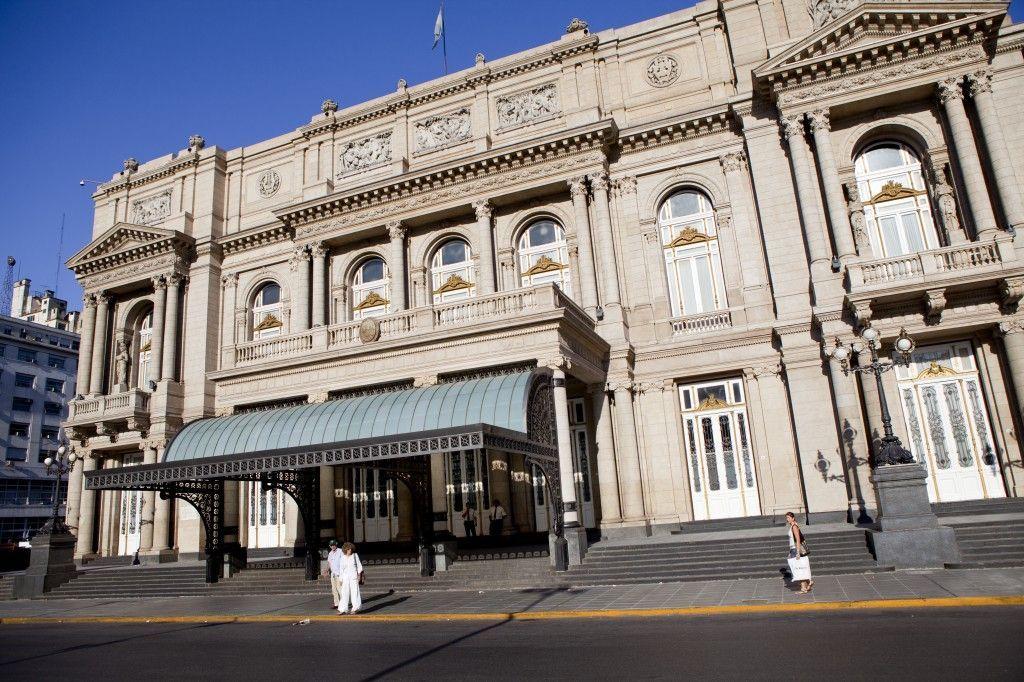 Teatro Colon en Buenos Aires