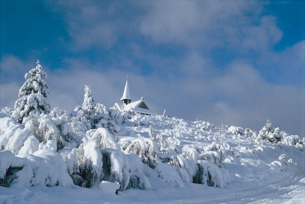 Capilla Nevada en Bariloche
