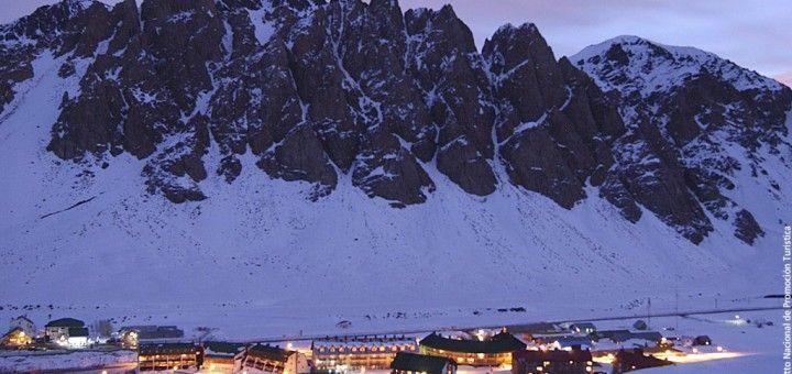 Centro de Ski Penitentes