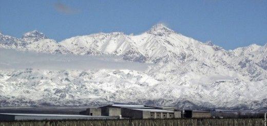 Cerro en San Rafael, Mendoza