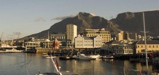 Ciudad el Cabo, Sudáfrica