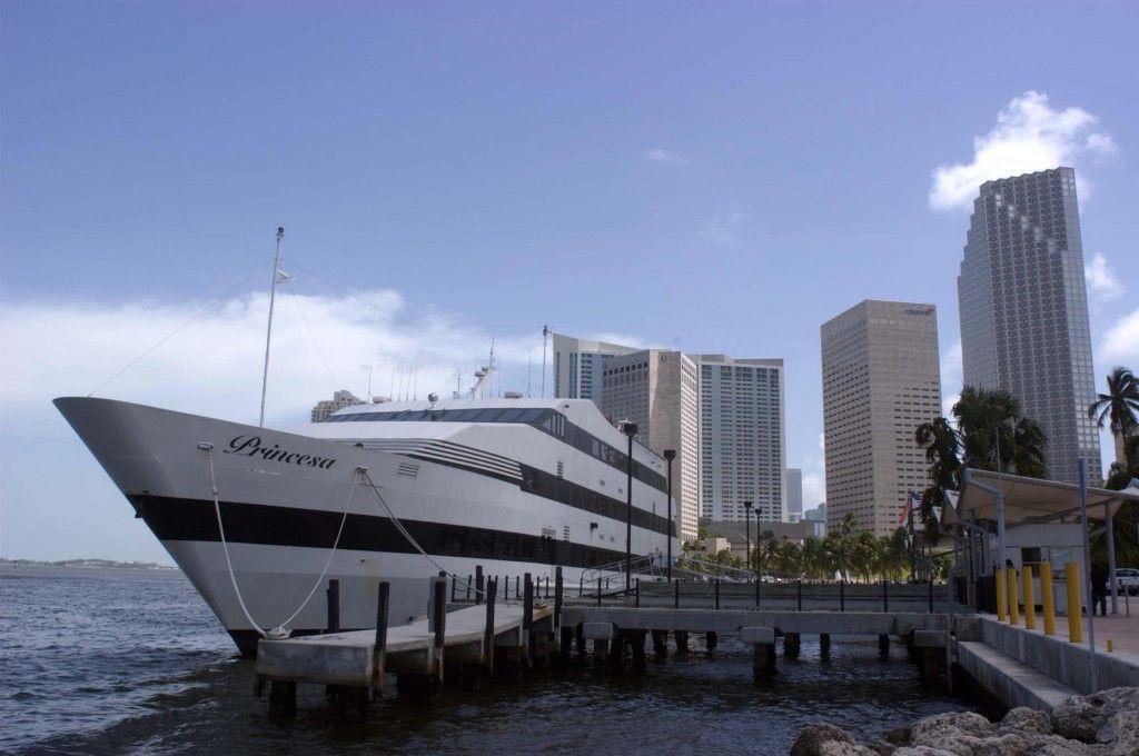 Crucero en Miami