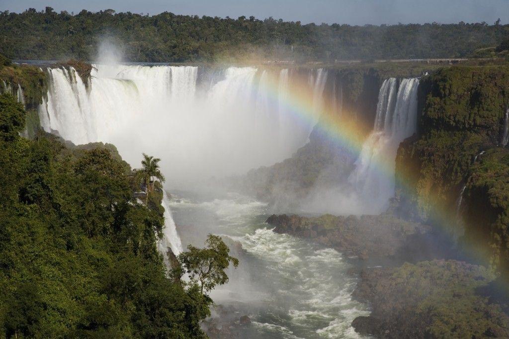 Garganta del diablo Cataratas del Iguazú