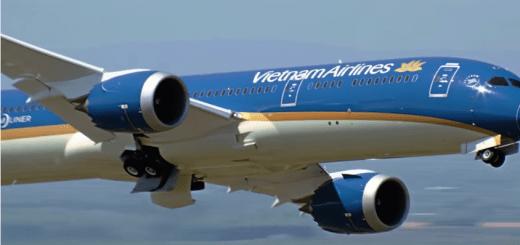 Piruetas 787 Dreamliner