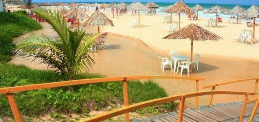Playa en Buzios