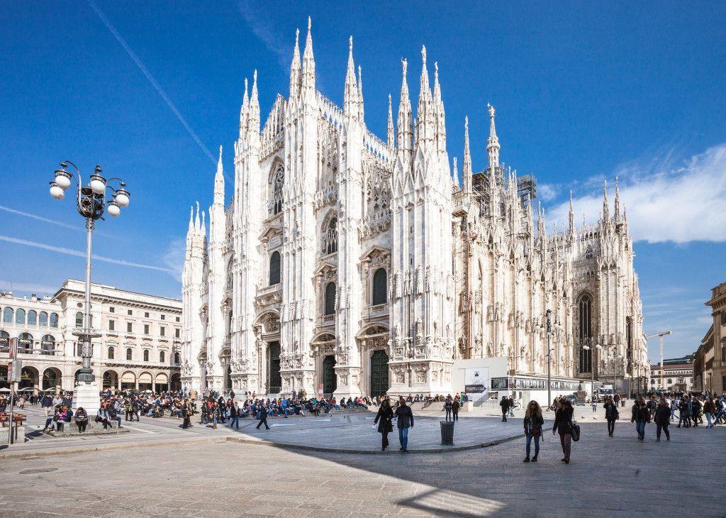 Duomo en Milan