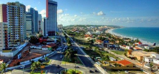Playa en Natal