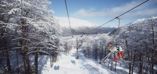 Centro de ski Termas del Chillán