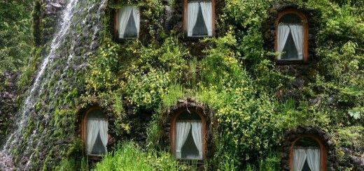 HOTEL MONTAÑA EN CHILE