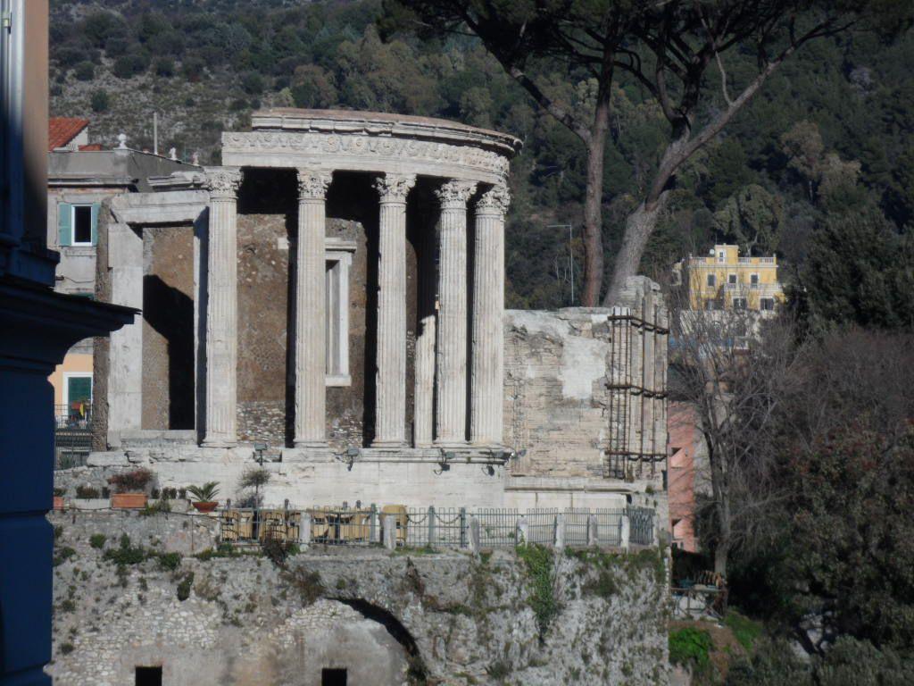 Ciudad de Tivoli, cerca de Roma