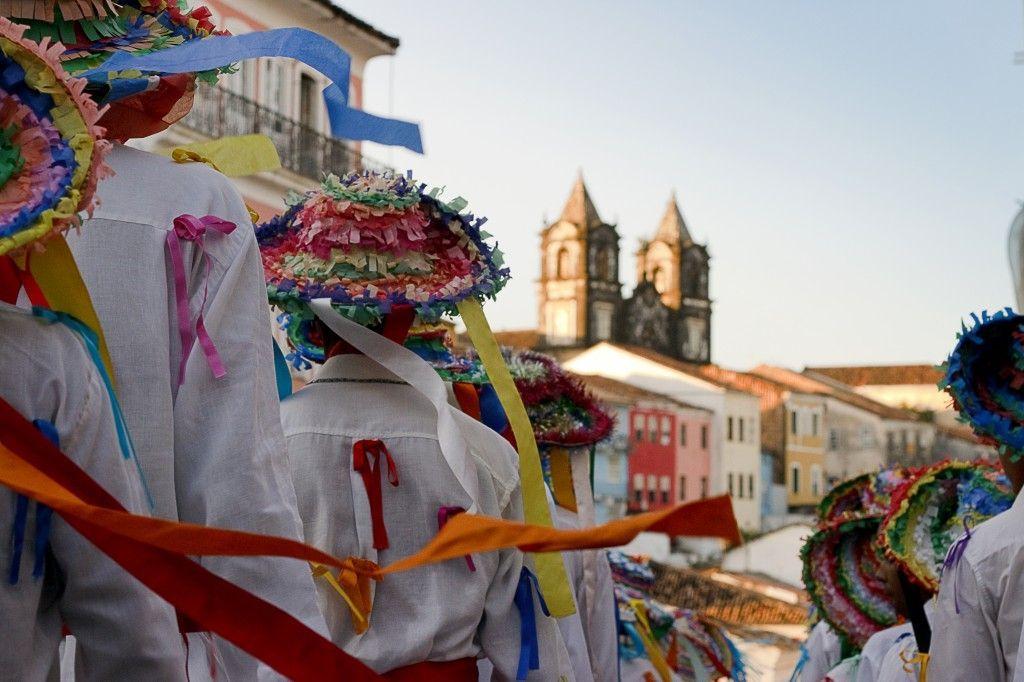 Carnaval de Salvador de Bahía