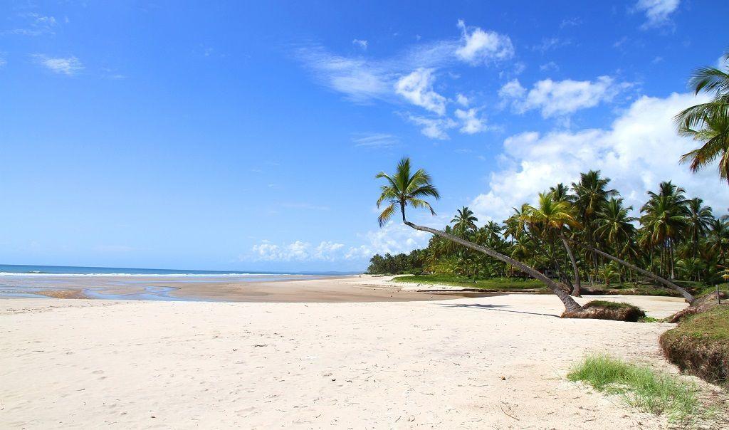Peninsula Marau, cerca de Salvador