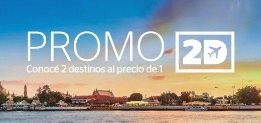 Promo 2D Almundo.com