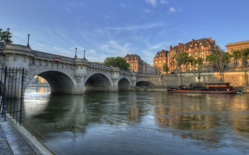 Puentes de Paris