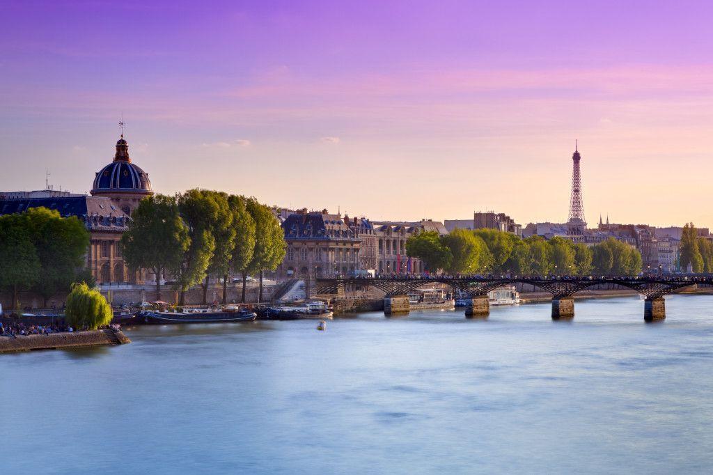 Paris desde el Siena, una de las postales más bellas al viajar a Paris