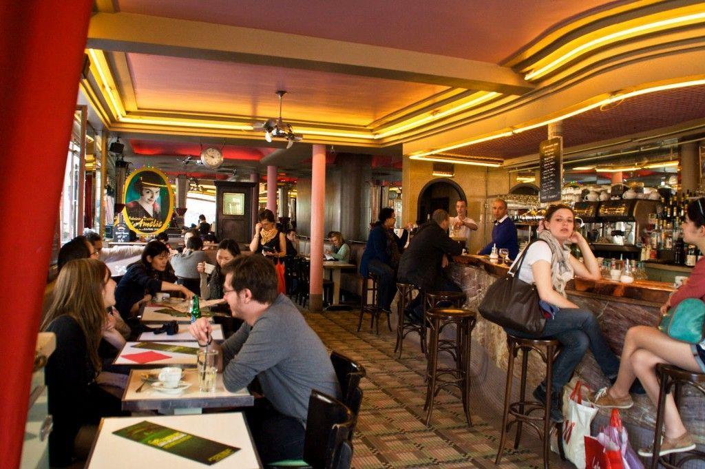 Café des Deux Moulins - Amelie
