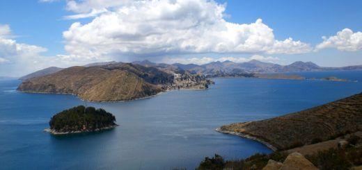 Lago Titicaca Isla del Sol