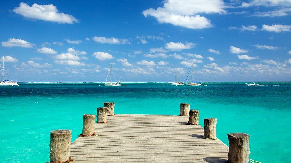Puerto Morelos en la Riviera Maya