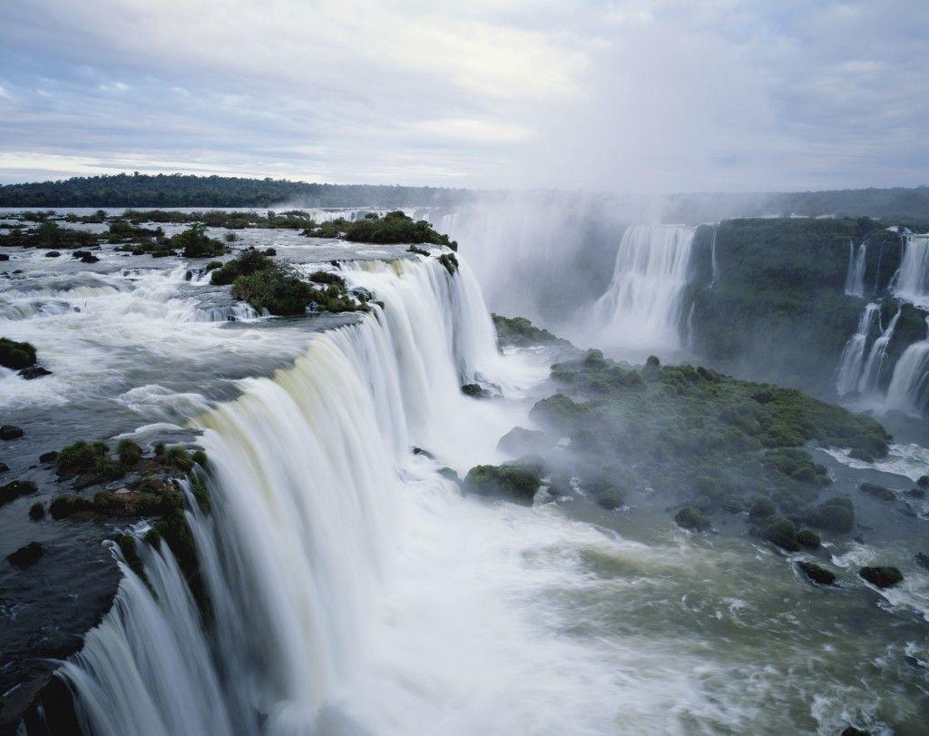 Cataratas del Iguazú, maravillas del mundo