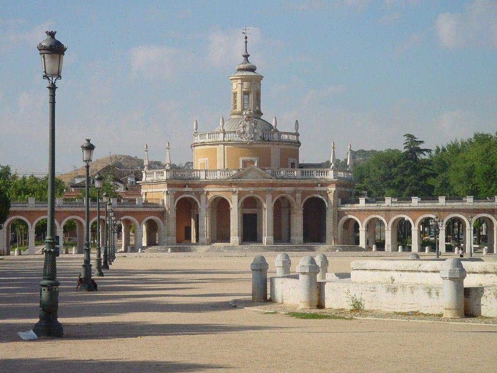 Iglesia San Antonio en Aranjuez