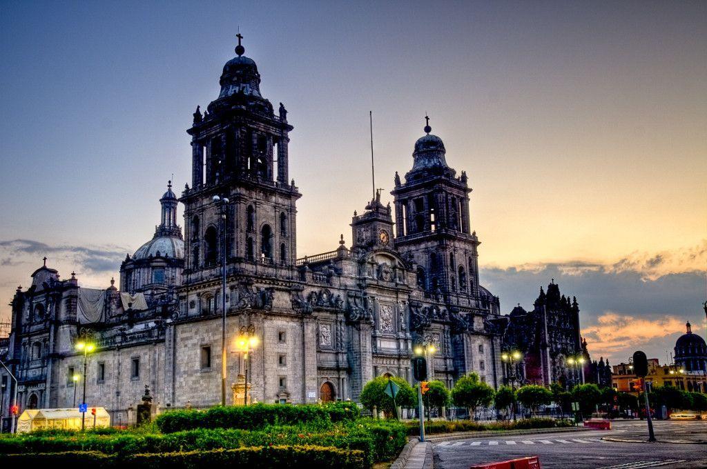 Catedral Mexico DF
