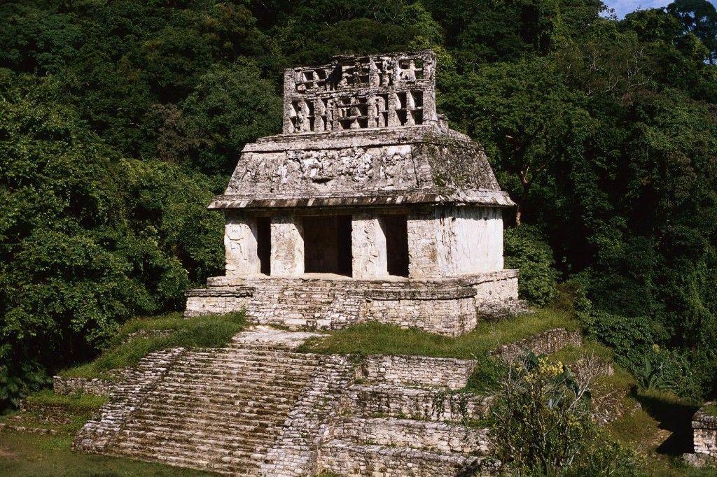 Ruinas del Palenque
