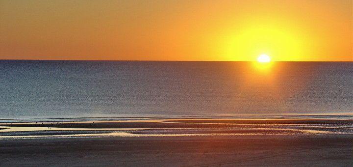 San Clemente, una de las más visitadas Playas de Argentina