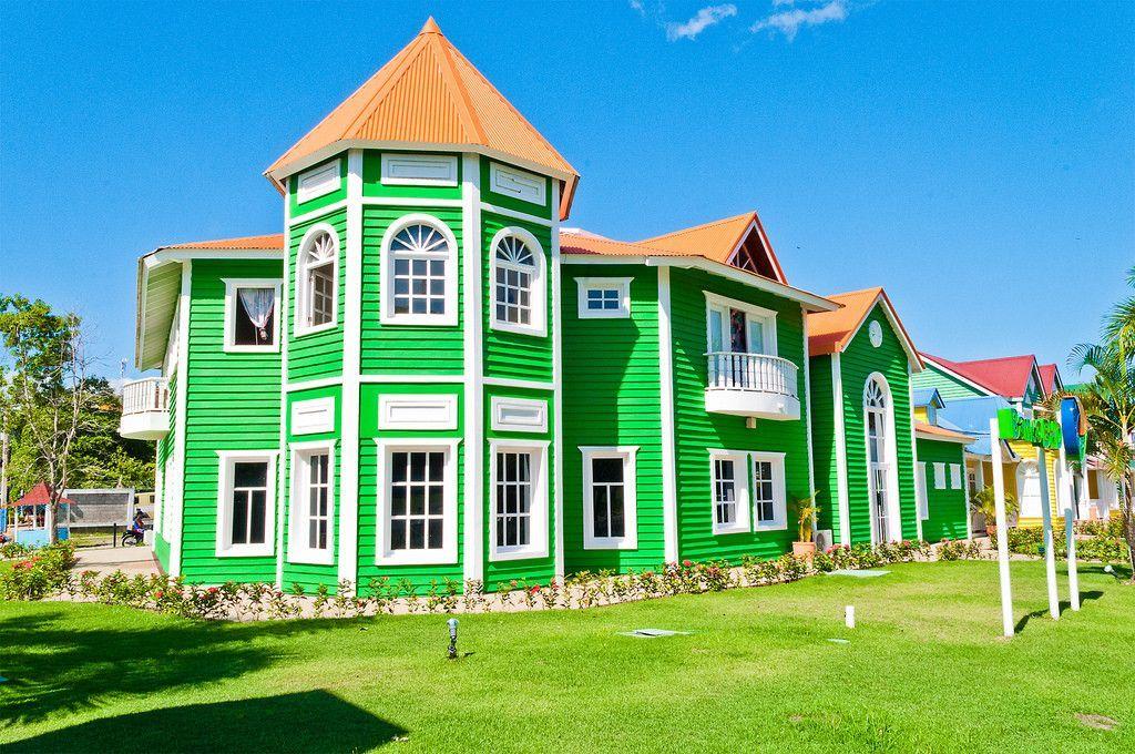 Arquitectura Típica de Samaná - República Dominicana