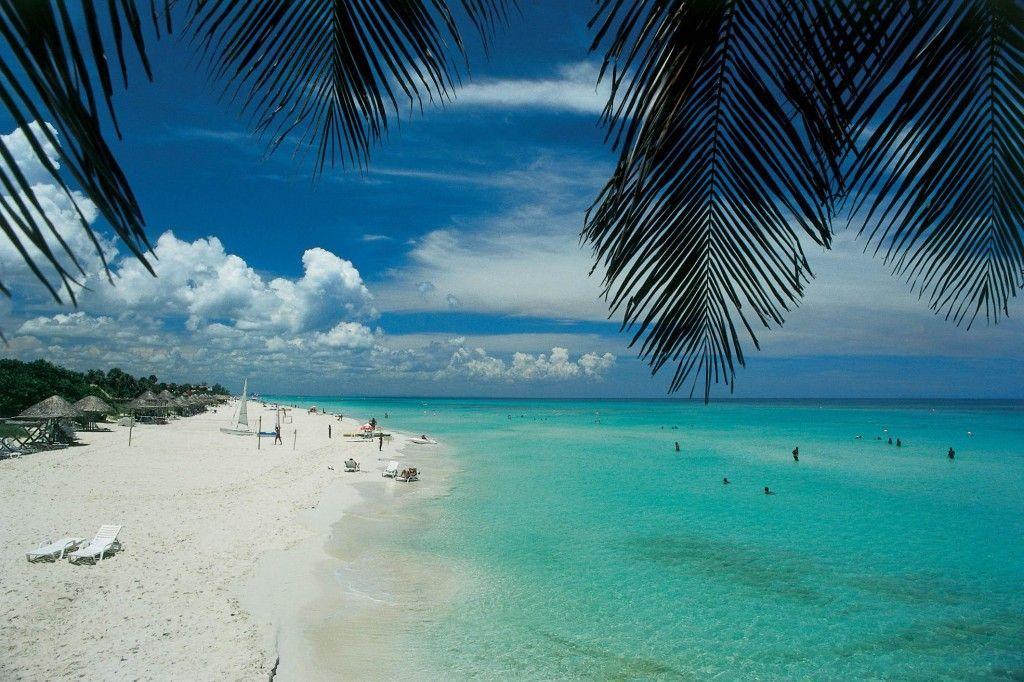 Varadero, quizá la playa más popular de Cuba