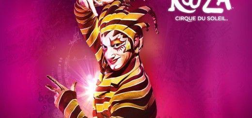 Kooza by Cirque Du Soleil llega a Buenos Aires en 2016