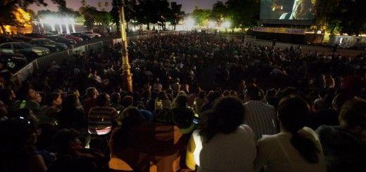 Cine de Verano en Buenos Aires