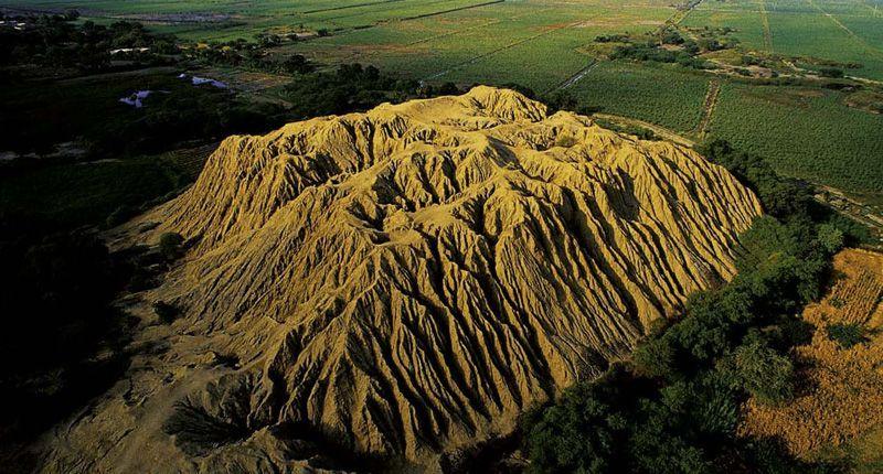 Complejo arqueológico de Huaca Rajada y Sipán