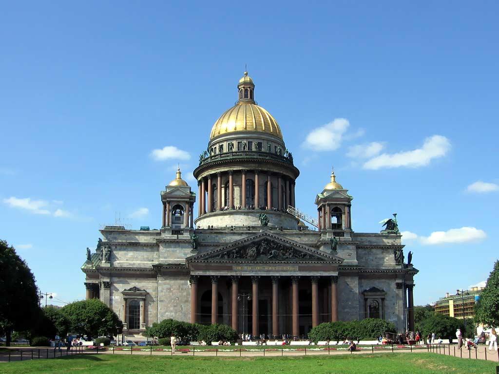 Catedral de San Isaac - San Petersburgo