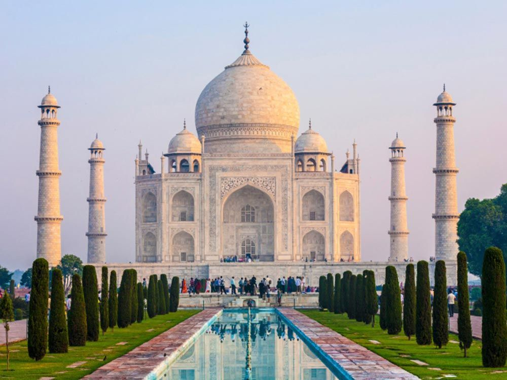 Taj Mahal Toda La Informaci 243 N Para El Viajero Miviaje Info