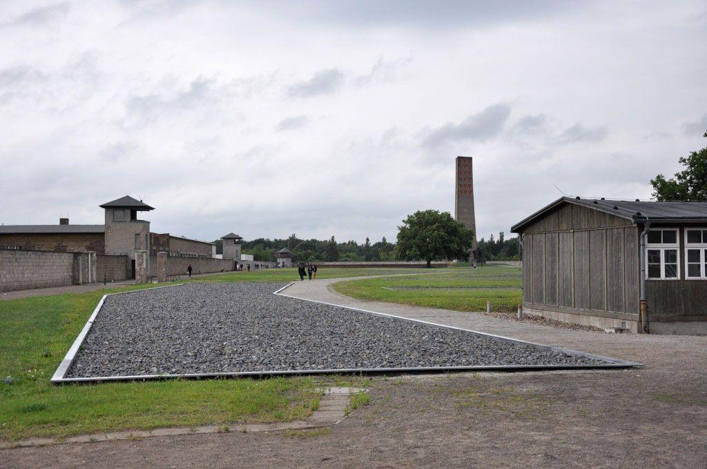 Campo de Concentración Sachsenhausen al norte de Berlín