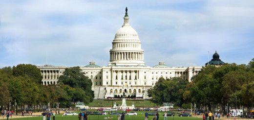 Capitolio de los EE.UU. en Washington DC