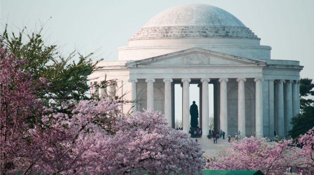 Monumento a Jefferson - Washington DC