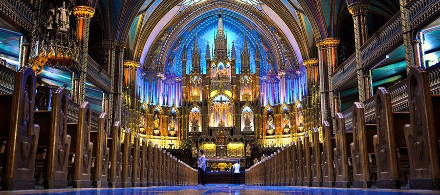 Notre Dame - Interior