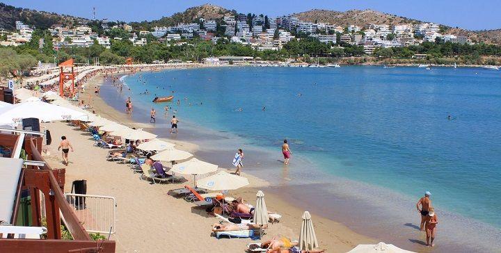 Playas de Atenas