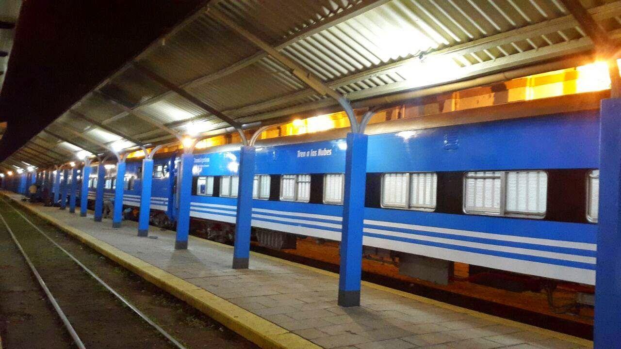 Tren a las Nubes - Estación Salta
