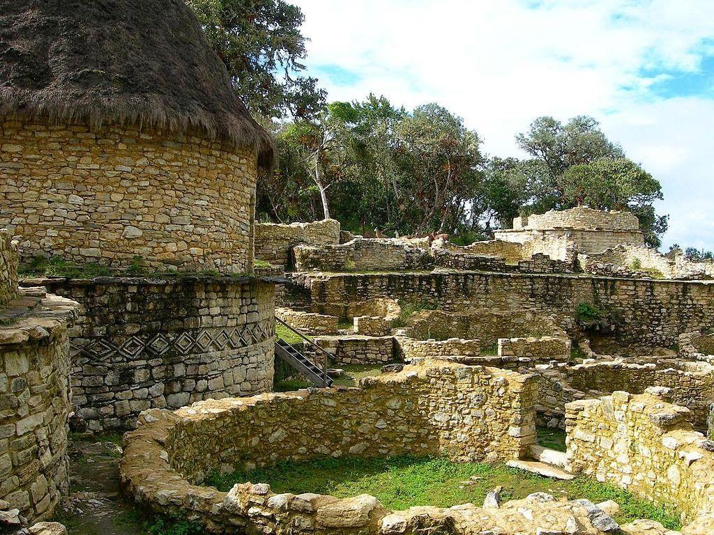 Podremos recorrer las ruinas de la ciudadela de Kuelap prácticamente solos