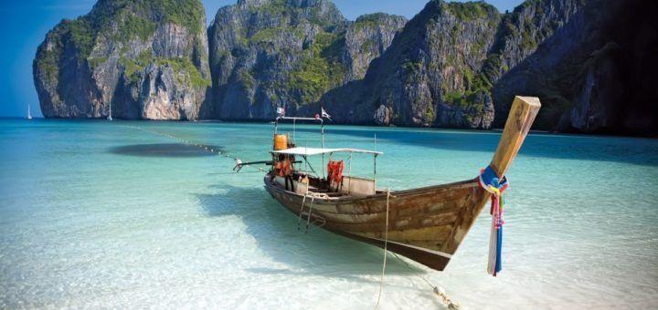 Playa en Koh Samui, Tailandia