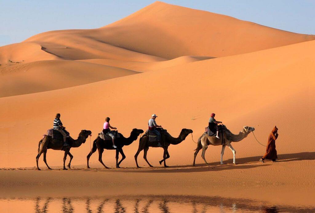 Marruecos por el desierto