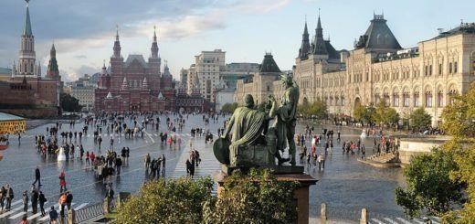 Turismo en Moscú: La Plaza Roja