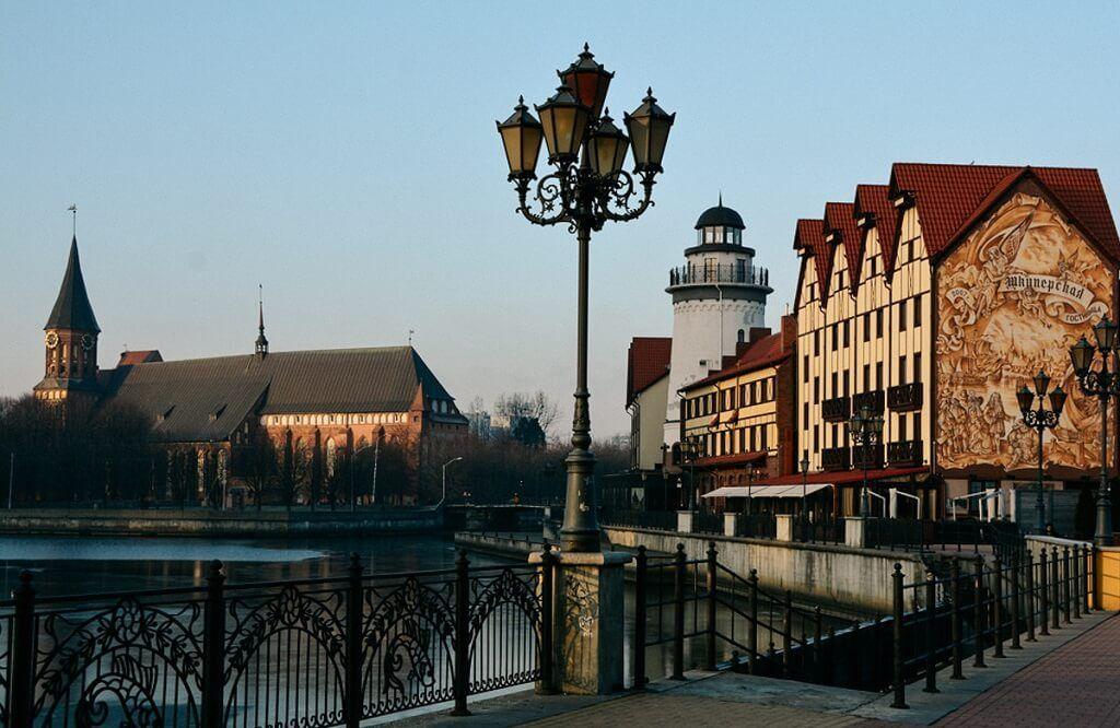 La imperdible arquitectura rusa en Kaliningrado