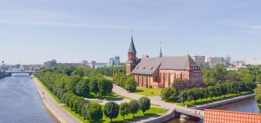 Descubrí Kaliningrado, una mágica ciudad rusa aislada en Europa